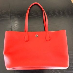 Tory Burch Perry Tote, Poppy Red!